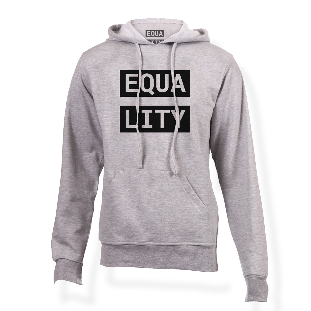 Equality Clothing Logo Hoodie