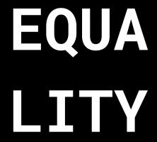 Equality Clothing
